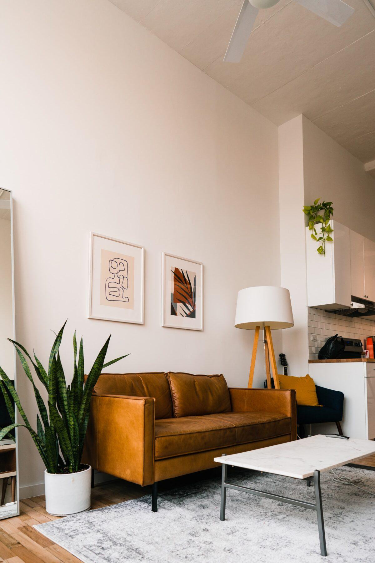 3 tips til at indrette stuen